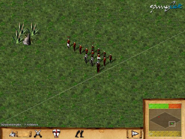 Kings of the Dark Age  Archiv - Screenshots - Bild 6