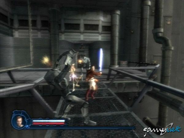 Star Wars Episode 3: Die Rache der Sith  Archiv - Screenshots - Bild 2