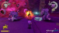 Death, Jr. (PSP)  Archiv - Screenshots - Bild 3