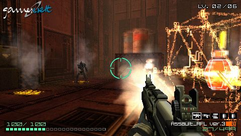 Coded Arms (PSP)  Archiv - Screenshots - Bild 4