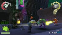Death, Jr. (PSP)  Archiv - Screenshots - Bild 4