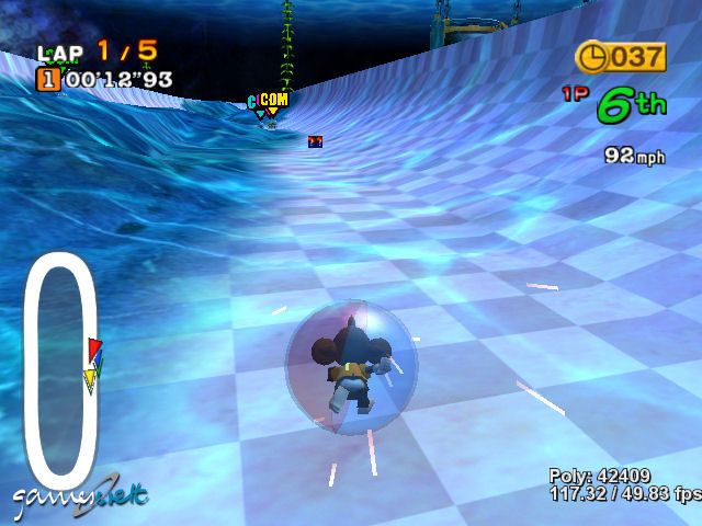 Super Monkey Ball Deluxe  Archiv - Screenshots - Bild 17