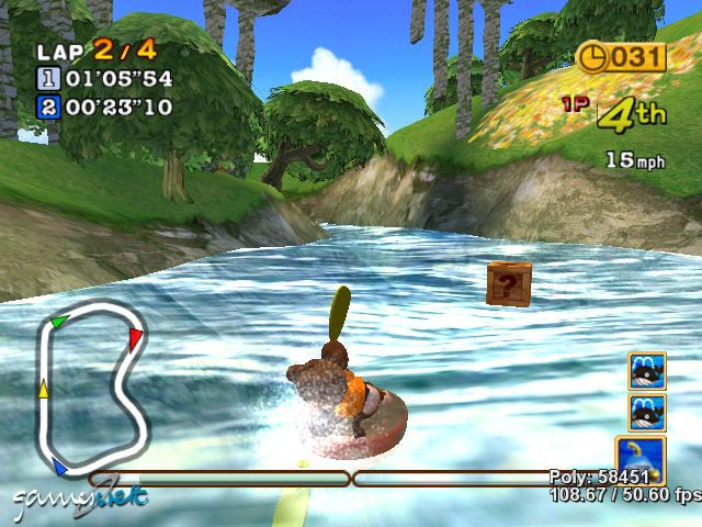 Super Monkey Ball Deluxe  Archiv - Screenshots - Bild 7