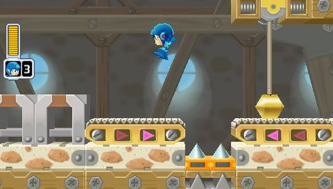 Mega Man Powered Up (PSP)  Archiv - Screenshots - Bild 13