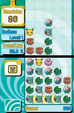 Pokemon Trozei (DS)  Archiv - Screenshots - Bild 12