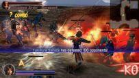 Samurai Warriors: State of War (PSP)  Archiv - Screenshots - Bild 14