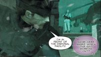 Metal Gear Solid: Digital Graphic Novel (PSP)  Archiv - Screenshots - Bild 12