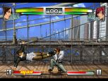 King of Fighters Neowave  Archiv - Screenshots - Bild 2