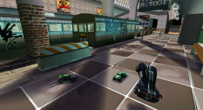Pocket Racers (PSP)  Archiv - Screenshots - Bild 14