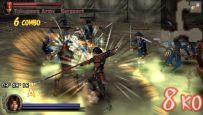 Samurai Warriors: State of War (PSP)  Archiv - Screenshots - Bild 9
