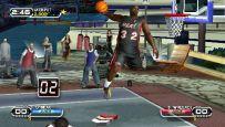 NBA Ballers: Rebound (PSP)  Archiv - Screenshots - Bild 3