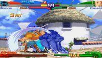 Street Fighter Alpha 3 Max (PSP)  Archiv - Screenshots - Bild 3