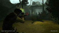 Splinter Cell: Essentials (PSP)  Archiv - Screenshots - Bild 2
