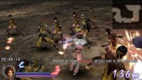 Samurai Warriors: State of War (PSP)  Archiv - Screenshots - Bild 4
