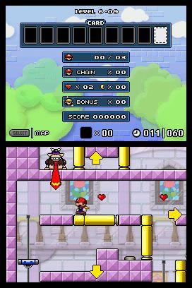 Mario vs. Donkey Kong 2: Marsch der Mini-Marios (DS)  Archiv - Screenshots - Bild 8