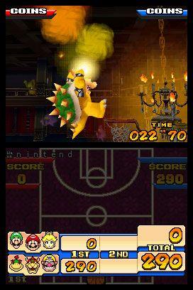 Mario Hoops 3-on-3 (DS)  Archiv - Screenshots - Bild 9