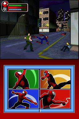 Spider-Man: Battle for New York (DS)  Archiv - Screenshots - Bild 3