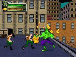 Spider-Man: Battle for New York (DS)  Archiv - Screenshots - Bild 4