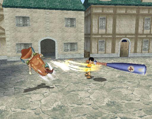 One Piece Grand Adventure  Archiv - Screenshots - Bild 2