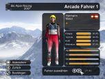 Ski Alpin Racing 2007 - Bode Miller vs. Hermann Maier  Archiv - Screenshots - Bild 2