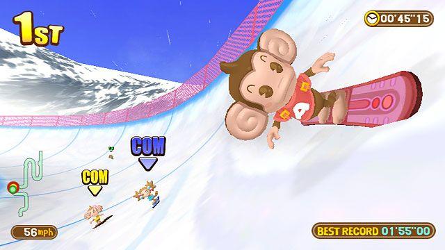 Super Monkey Ball: Banana Blitz  Archiv - Screenshots - Bild 9