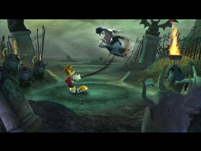 Rayman Raving Rabbids Archiv - Screenshots - Bild 6