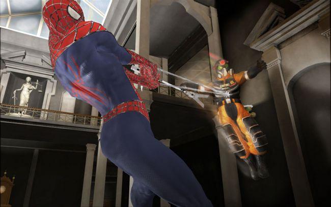 Spider-Man 3  Archiv - Screenshots - Bild 10