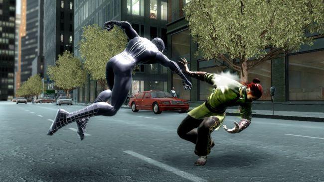 Spider-Man 3  Archiv - Screenshots - Bild 3
