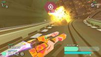 WipEout Pulse (PSP)  Archiv - Screenshots - Bild 6