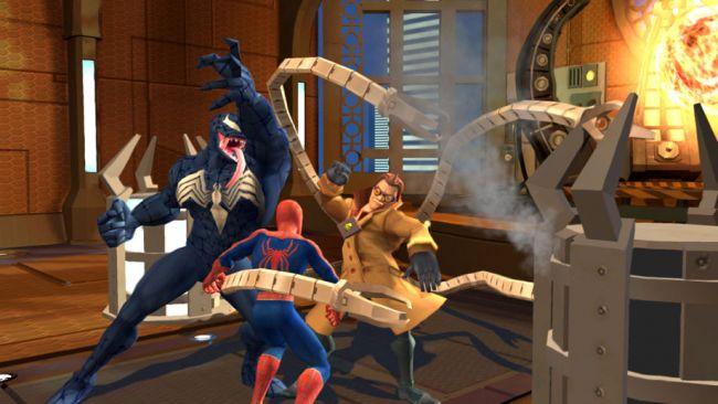 Spider-Man: Friend or Foe  Archiv - Screenshots - Bild 2