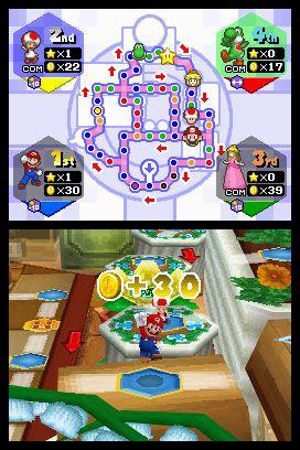 Mario Party DS (DS)  Archiv - Screenshots - Bild 2