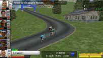 Radsport Manager Pro 2007 (PSP)  Archiv - Screenshots - Bild 4