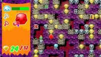 Boulder Dash - Rocks! (PSP)  Archiv - Screenshots - Bild 11