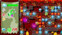 Boulder Dash - Rocks! (PSP)  Archiv - Screenshots - Bild 9