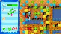 Boulder Dash - Rocks! (PSP)  Archiv - Screenshots - Bild 12