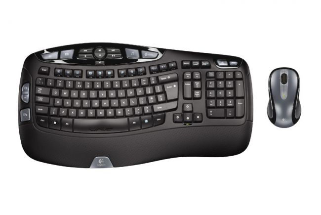 Logitech Cordless Desktop Wave  Archiv - Screenshots - Bild 3