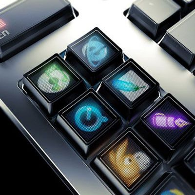 Optimus Maximus - Tastatur  Archiv - Screenshots - Bild 2