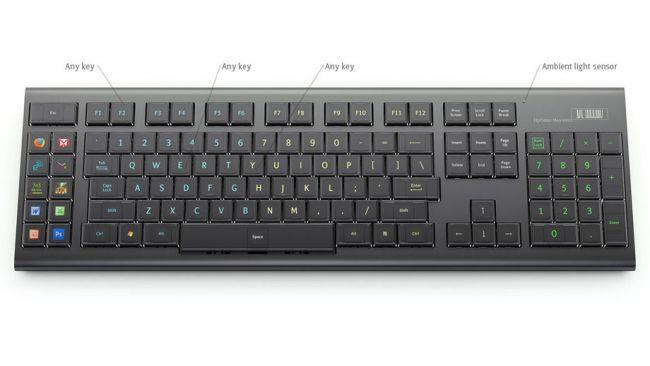Optimus Maximus - Tastatur  Archiv - Screenshots - Bild 3
