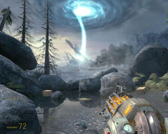Half-Life 2: Episode Two  Archiv - Screenshots - Bild 2