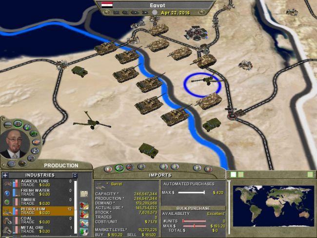 Supreme Ruler 2020 - Screenshots - Bild 2