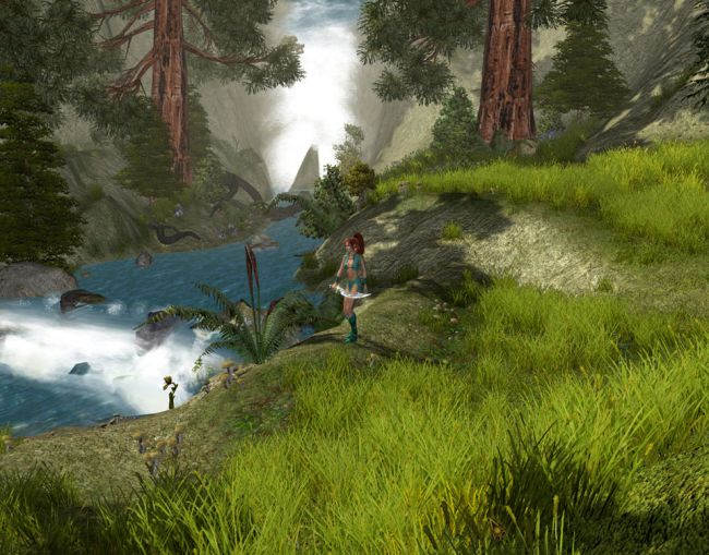 Sacred 2: Fallen Angel - Screenshots - Bild 2