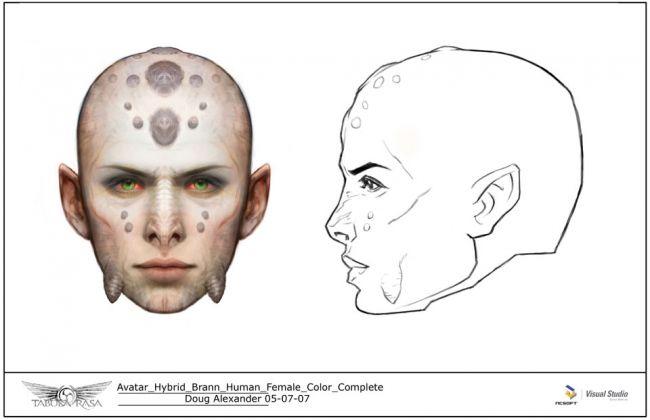 Tabula Rasa Hybrid-Rassen - Artworks - Bild 2