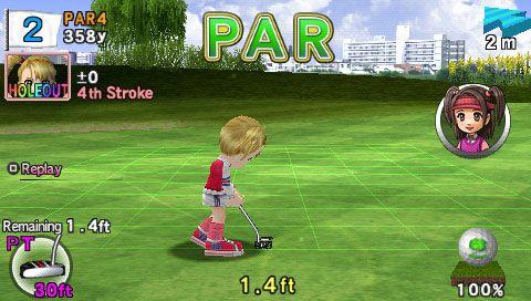 Everybody's Golf 2 - Screenshots - Bild 3