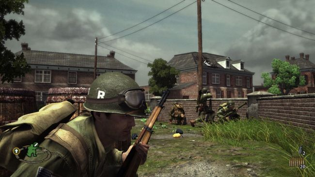 Brothers In Arms: Hell's Highway - Screenshots - Bild 5