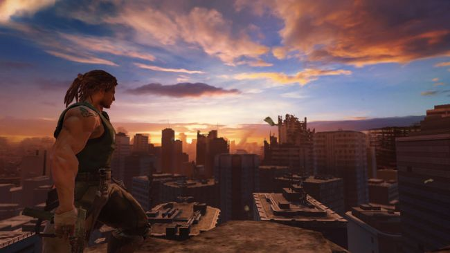 Bionic Commando - Screenshots - Bild 8