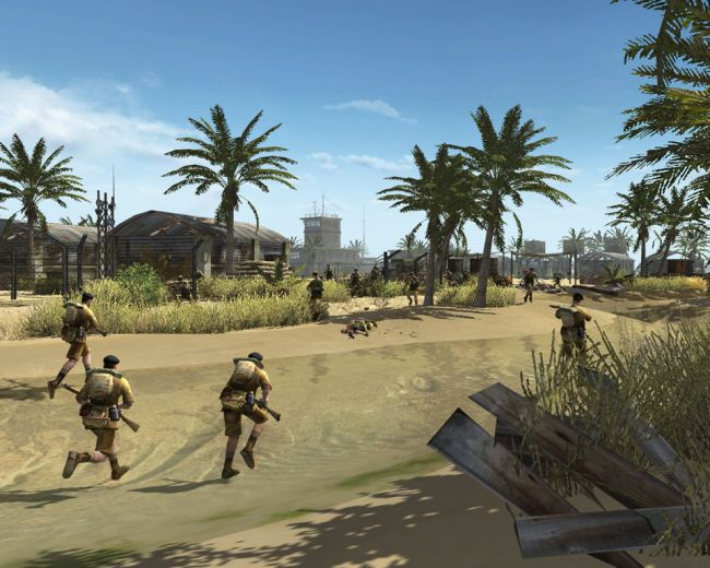 Men of War - Screenshots - Bild 12