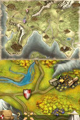 Die Gilde DS - Screenshots - Bild 5