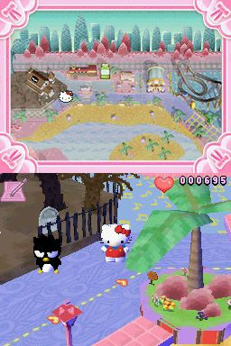 Hello Kitty: Big City Dreams - Screenshots - Bild 6