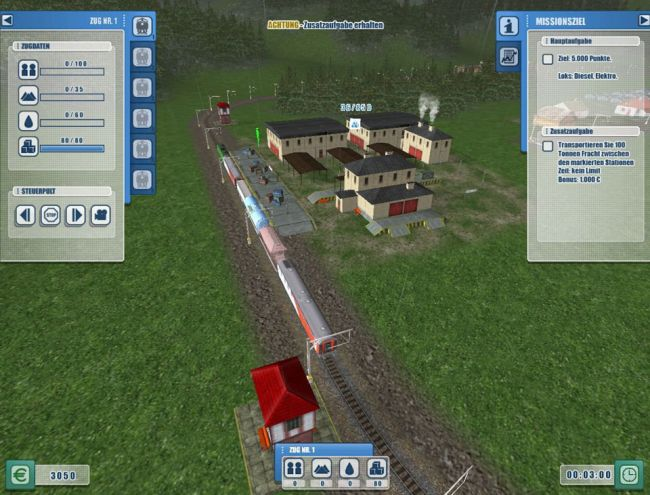 Eisenbahn 1.0 - Screenshots - Bild 7
