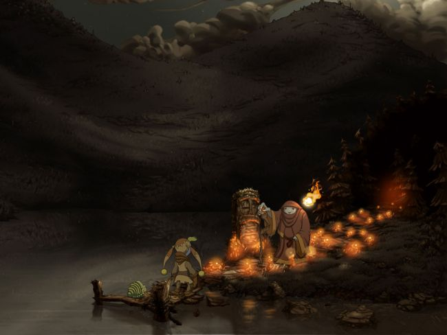 The Whispered World - Screenshots - Bild 8